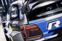 Volkswagen Polo GTI WRX 2018 года