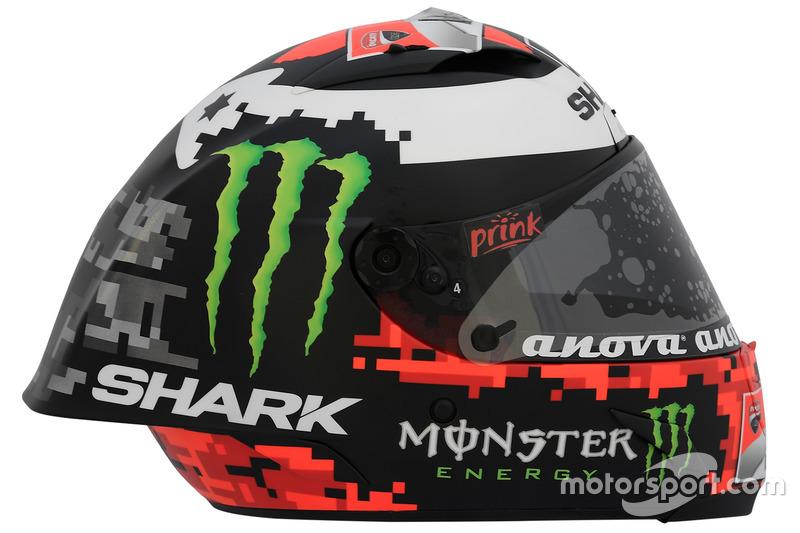 Шлем Хорхе Лоренсо, Ducati Team