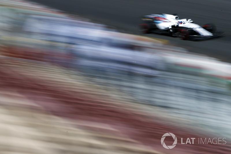 Оливер Роуленд, Williams FW41