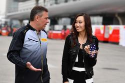 Mario Isola, Pirelli Spor Direktörü
