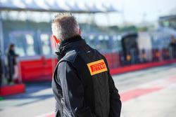 Un responsable Pirelli