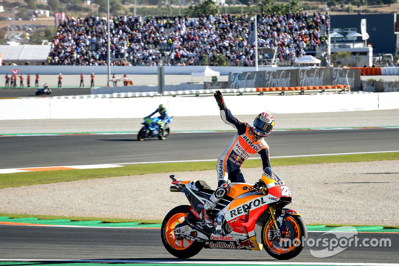 10. Gran Premio de la Comunitat Valenciana 2017: Dani Pedrosa, Repsol Honda Team
