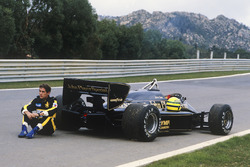Defekt: Ayrton Senna, Lotus 97T