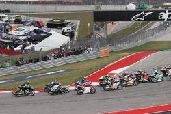 Crash of Adam Norrodin, SIC Racing Team