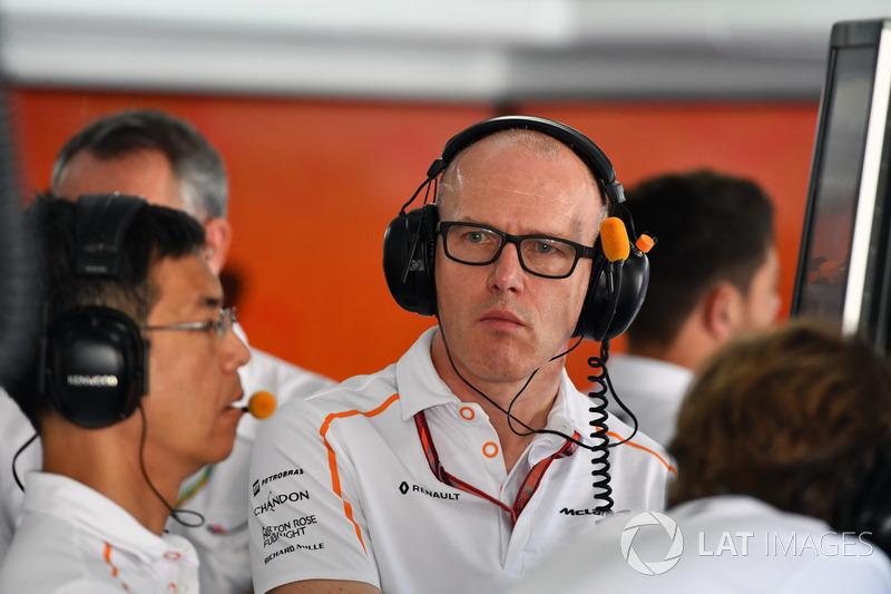 Simon Roberts, McLaren