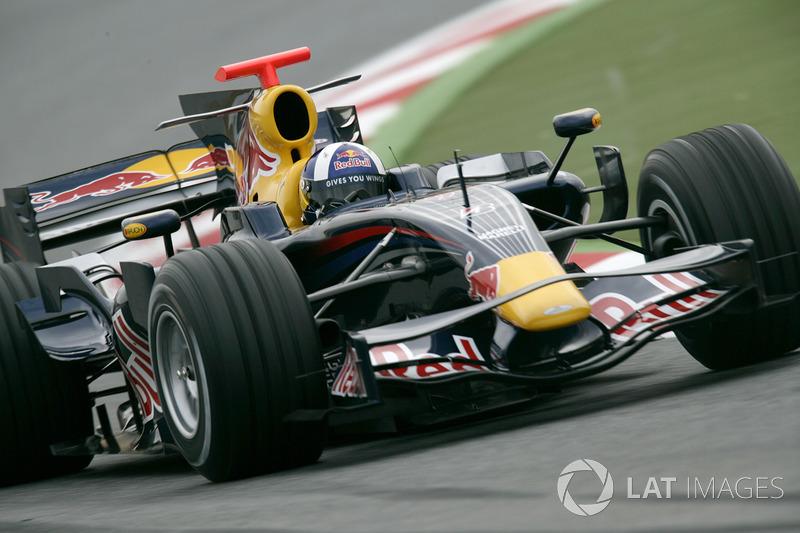 24. Red Bull Racing RB4, Формула 1