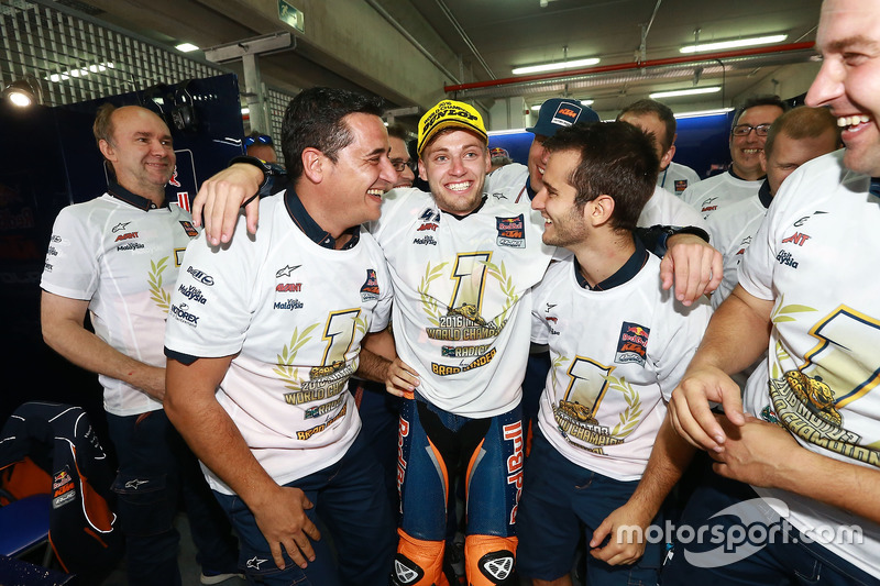 2. Brad Binder, Red Bull KTM Ajo