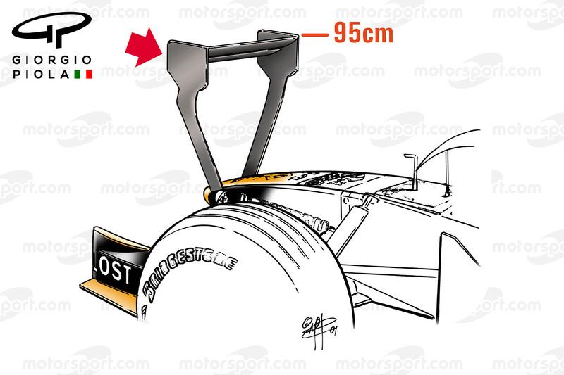 Arrows A22 en el GP de Mónaco 2001