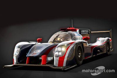 United Autosport Drivers aankondiging