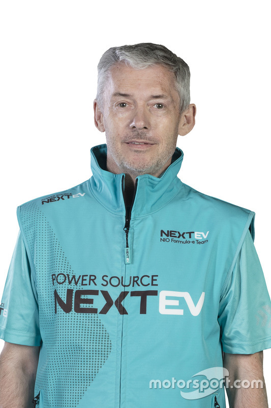 Martin Leach, NextEV