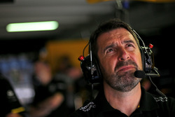Renault Sport F1 Team engineer