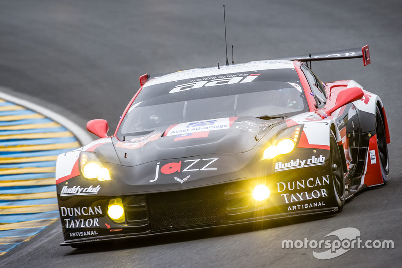 12. LMGTE-Am: #57 Team AAI, Chevrolet Corvette C7-R