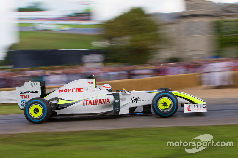 Brawn-Mercedes BGP 001