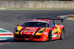 Ferrari 458 Italia #159, Zanardini-Sauto, Duell Race / Master KR