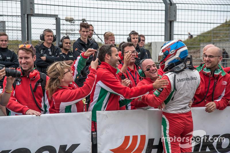 Nick Cassidy, Prema Powerteam Dallara F312 - Mercedes-Benz