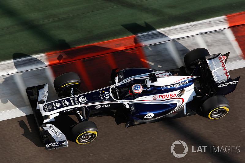 2011: Williams-Cosworth FW33