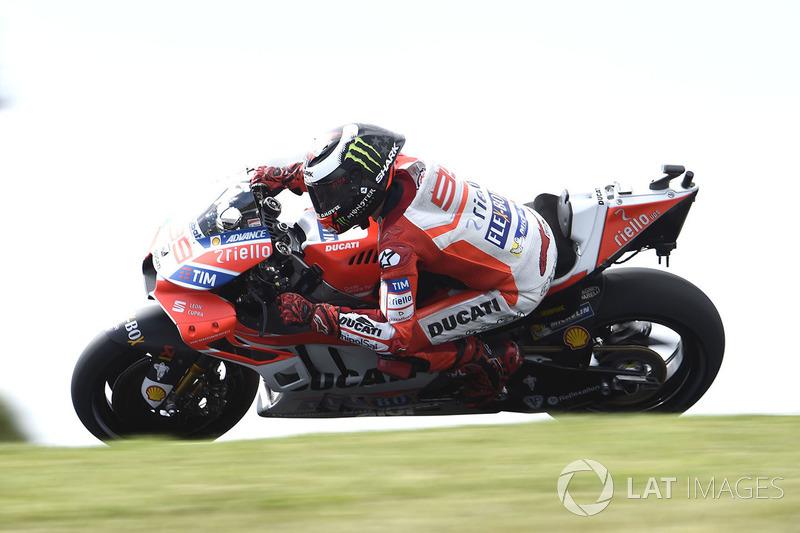 16. Jorge Lorenzo, Ducati Team