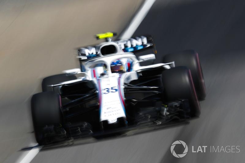 17. Сергій Сироткін, Williams FW41