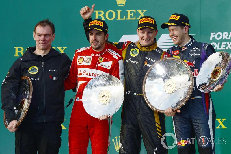 Fórmula 1 Galería