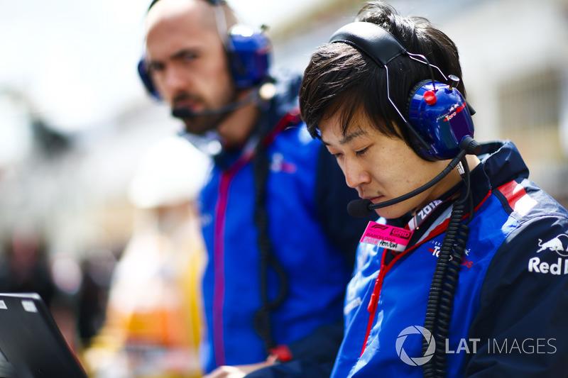 Mekanik Toro Rosso