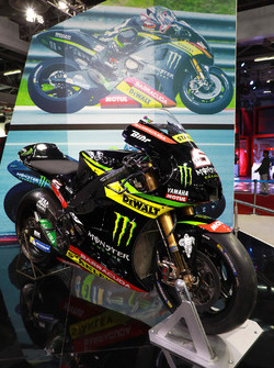 Moto de Johann Zarco, Monster Yamaha Tech 3