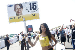 Грід-гьол Аугусто Фарфуса, BMW Team RMG