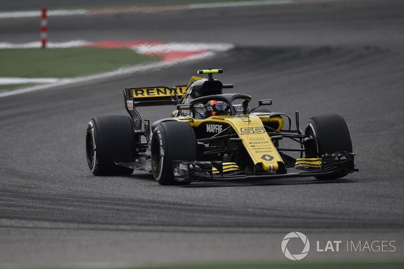 10. Карлос Сайнс, Renault Sport F1 Team RS18