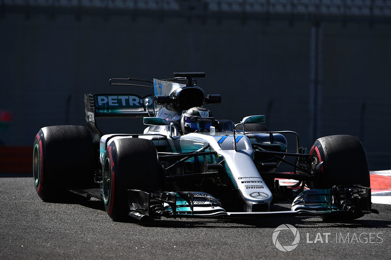 10. Valtteri Bottas, Mercedes (39 poin)
