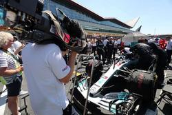 British Grand Prix Grid