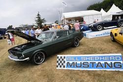 Bill Shepherd Mustang