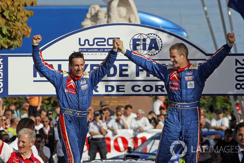 Sébastien Ogier, Julien Ingrassia, Citroën C2