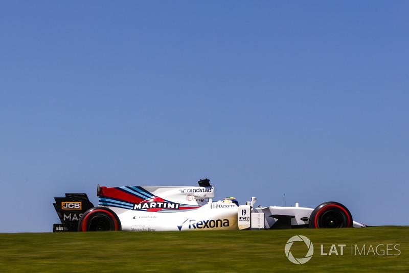 GP é o 16º da carreira de Felipe Massa no Brasil
