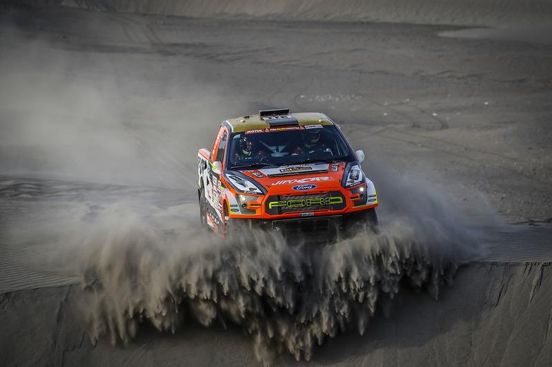 #311 Ford: Мартін Прокоп, Ян Томанек