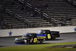John Hunter Nemechek, SWM-NEMCO Motorsports Chevrolet, Norm Benning, Norm Benning Racing Chevrolet