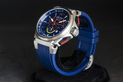 Giorgio Piola Strat 3 Blue watch