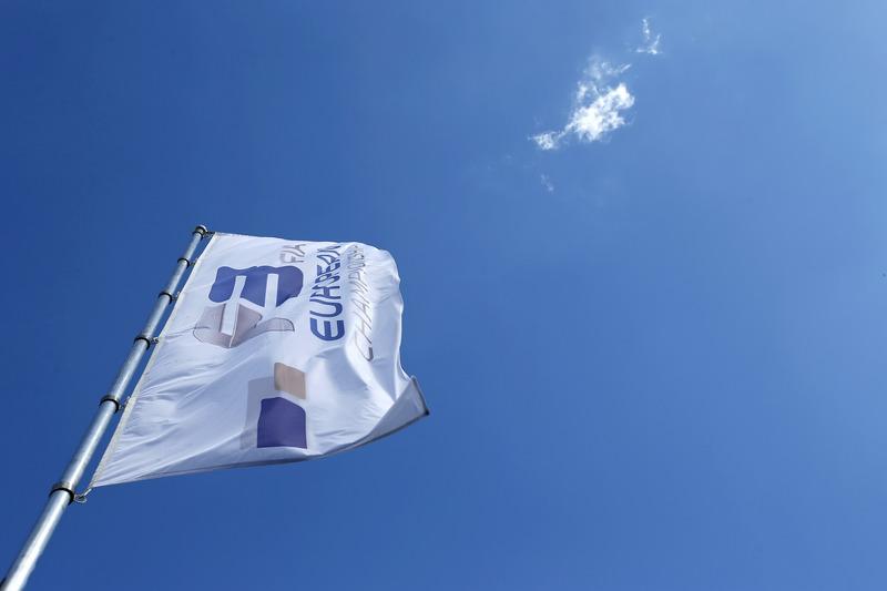 Le drapeau du Championnat FIA F3 Europe
