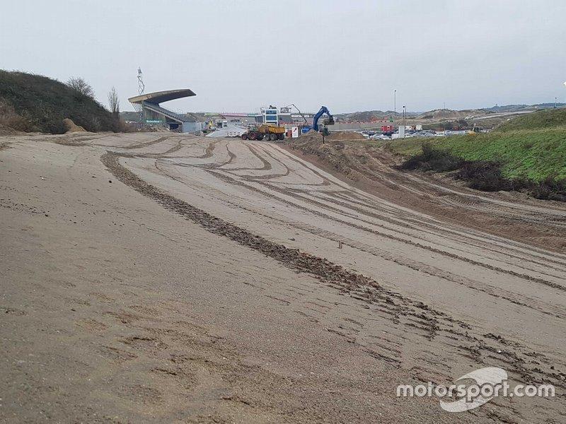 Presentación circuito Zandvoort