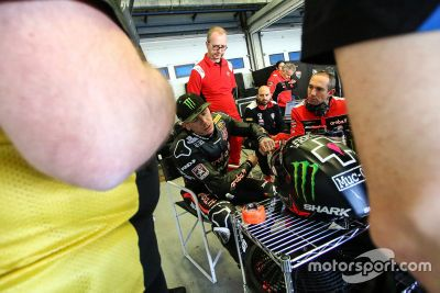 WSBK-Test in Jerez