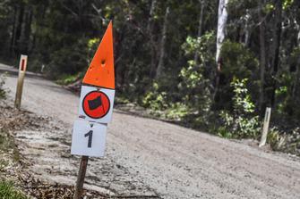 Rally Australia ambiente