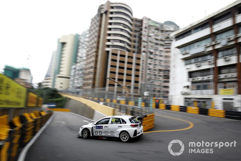 Yvan Muller, YMR Hyundai i30 N TCR