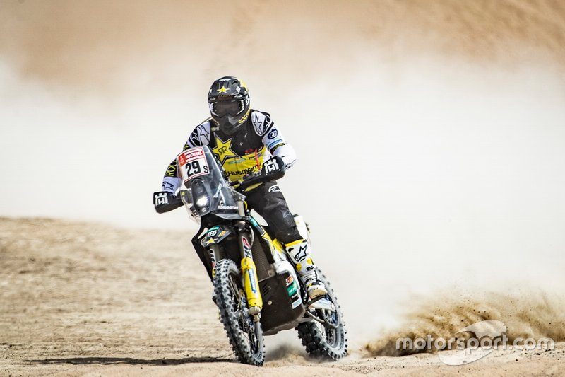 #29 Husqvarna Factory Racing: Andrew Short