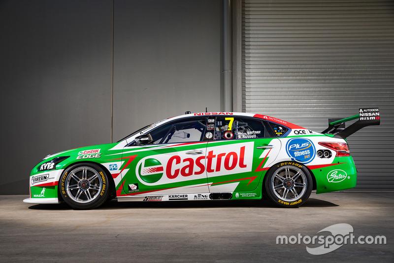 Nissan Motorsport – Andre Heimgartner/Aaren Russell