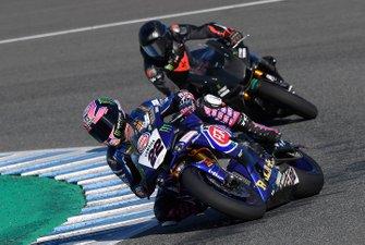 Alex Lowes, Pata Yamaha, Lewis Hamilton, Yamaha