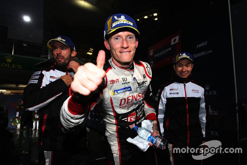20: Mike Conway - WEC LMP1 ikincisi ve Daytona 500 ikincisi