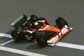 Mark Webber, Arrows