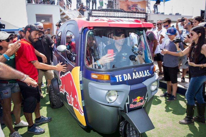 #304 X-Raid Mini JCW Team: Стефан Петрансель, #308 X-Raid Mini JCW Team: Сіріль Депре