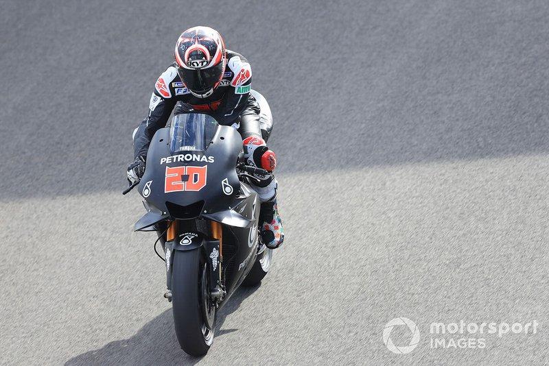 Фабіо Квартараро, Petronas Yamaha SRT