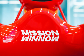 Decoración Ferrari Mission Winnow