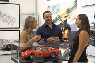 Motorsport Gallery bei William Braemer Fine Art in Miami