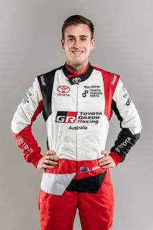 Lewis Bates, Toyota